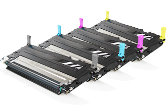 Samsung CLT-P4072C/ELS - Úsporný set kompatibilních tonerů