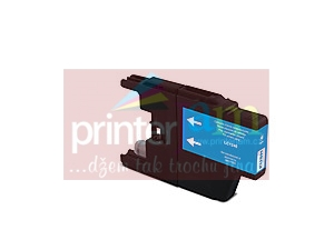 ink-jet pro Brother MFC-J6910 cyan, 18ml,komp.s LC1240/1280C