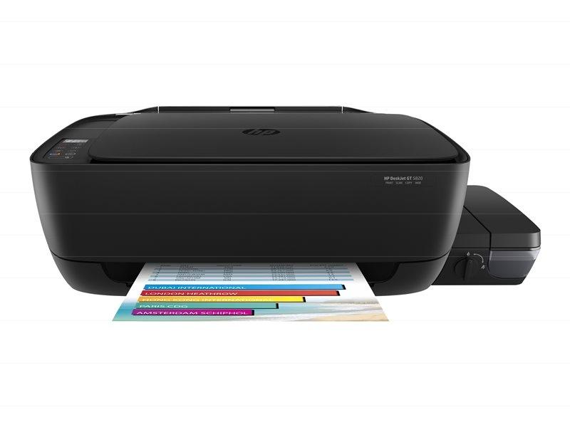 Multifunkční inkoustová tiskárna HP Deskjet GT 5820 (X3B09A#628)