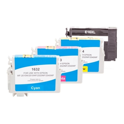 Epson Multipack - T1636 (T1631, T1632, T1633, T1634)/16XL - alternativní 4ks