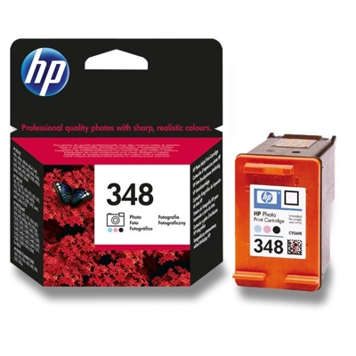 HP originální ink C9369EE, No.348, photo